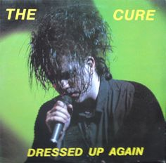 The Cure's reunion gig, Roskilde Festival,  Saturday June 30, 1990.