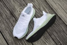 bcd8f53dce6 New Arrival Best Gray adidas Models Trainers Futurecraft 4D Future Craft LA  Running Shoes
