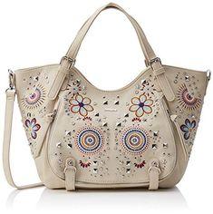 238756f223 Desigual Bag Apolo Rotterdam Women, Sacs portés épaule Nombre de  compartiments principaux: 1 Marque