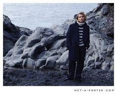 Hana Jirickova For Net-a-Porter Fall 2015 Campaign