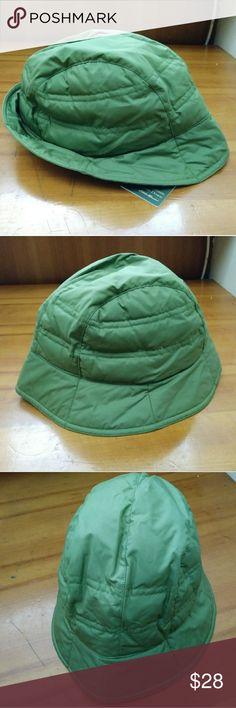 d9391ba8b72 Eddie Bauer men s bucket hiking fishing Hat Eddie Bauer men s bucket    hiking Hat Size  OS Color  Olive Green Conditions  Brand New
