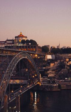 Porto architecture manages to be traditional and modern at the same time. More inspirations at My Design Agenda Places In Portugal, Visit Portugal, Spain And Portugal, Portugal Travel, Visit Porto, Places Around The World, Around The Worlds, Places To Travel, Places To Visit