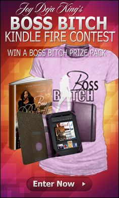 Enter Now To Win At My New Website!  xoxo Joy Deja King