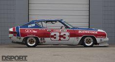 Paul Newman's Datsun 200SX Racecar Returns to the Tarmac