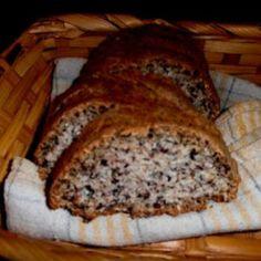 paleo kenyér- csúcs!