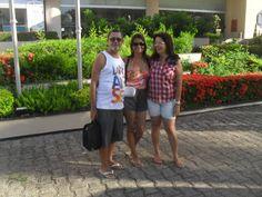 Em São Luis-MA - com um casal muito querido