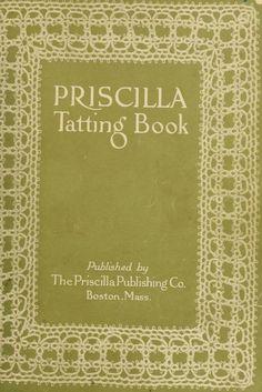 The Priscilla tatting book 1909 Jessie De Witt 50 pages patterns text illustrations by ephemerapastandfound on Etsy Needle Tatting, Tatting Lace, Needle Lace, Crochet Bookmarks, Crochet Books, Tatting Patterns, Lace Patterns, Canvas Patterns, Sewing Patterns