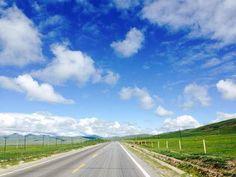 Ruo'ergai Prairie, China