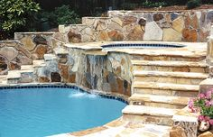 Gunite Spas | Blue Haven Pools.  Do you live in southeast Florida?  Call 561-210-5606 or e-mail: ksmith@bluehaven.com for more information.