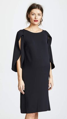 d6178540163 Ingrid   Isabel Tulip Sleeve Shift Dress Maternity Tops