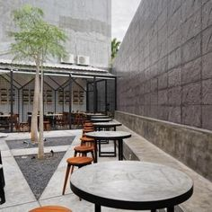 IOOR Studio #interiordesign #coffeeshop #interiorstory
