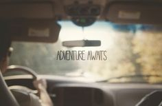 I really like this phrase 'adventure awaits.' It is a very open theme and gives…