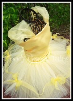 BELLE of THE BALL Beauty and the Beast Inspired by goodygoodytutus, $85.00