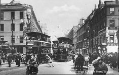 Union Street & Argyle Street, Glasgow  1930's