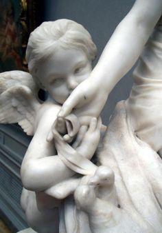 Angels - Classical sculpture,