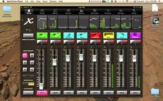 How to use X-32 app for musicians to control personal mixes