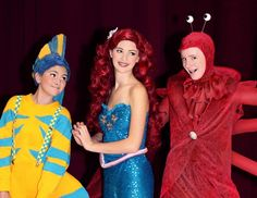 Redding School of the Arts presents Disney's 'The Little Mermaid' with shows at 7 p.m. Friday, 2 and 7 p.m. Saturday and 2 and 7 p.m. Feb. 9...