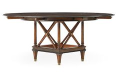 Perimeter Leaf Dining Table