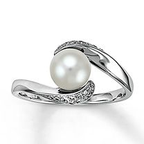17,8 mm Ø 56 GR perla de agua dulce circón AAA Anillo de plata 925 plata