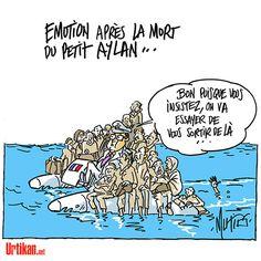 Crise des #réfugiés: la photo du petit #Aylan contraint l'UE à réagir, par Mutio