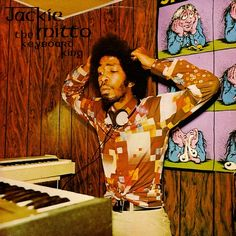 JACKIE MITTOO - The Keyboard King (1977, Weed Beat)