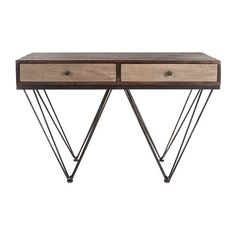 Found it at AllModern - Davena Console Table