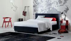 Facile Eclipse...the softest headboard where to start your dreams <3