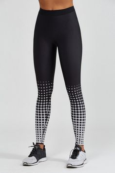 Ultracor Ultra High Halftone Print Leggings