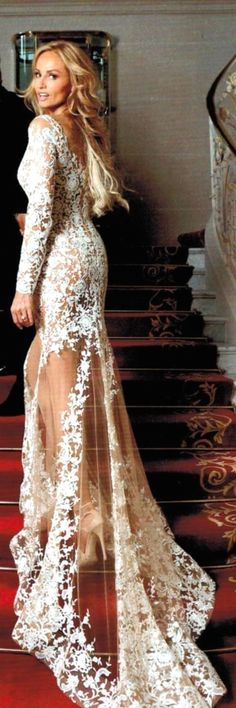 #ZuhairMurad #Wedding Dress- ♔LadyLuxury♔