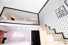 Girl Room Decor 73499 Inspiration: 25 rooms that will make your teens fall in love!