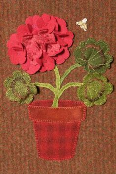 Wool Applique Patterns