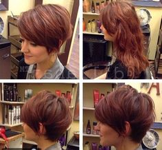 Trendy Short Haircuts Easy Pixie Hairstyles With Long Bangs