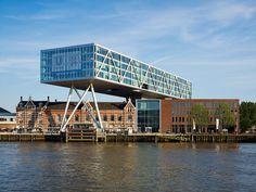 Unilever Headquarters | Rotterdam, The Netherlands | JHK Architecten (1)