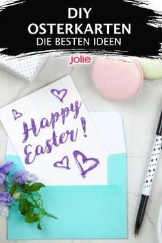 Hier sind die besten Ideen für Kinder und Erwachsene zum nachbasteln! Cool Diy, Kids, Easter Bunny, Diy Decoration, Good Ideas, Easter Activities, Cool Crafts