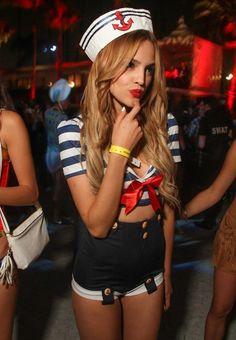 17 #Ideas de #disfraces de #Halloween lindo para #estudiantes universitarios...