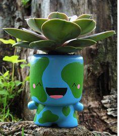 Eco friendly art toy
