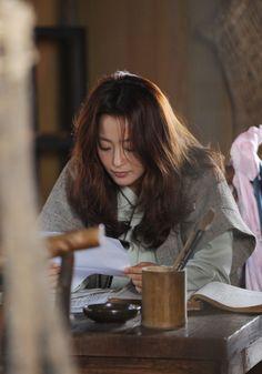 Faith ♥ Kim Hee Sun as Yoo Eun Soo,