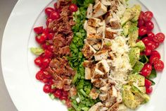 Martin Family Style - Chopped Chicken Salad