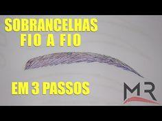 Micropigmentação com indutor manual softap (tebore) - YouTube