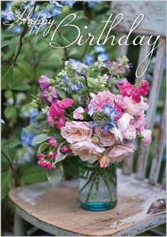 Card Ranges » 3753 » Summer bouquet in Vintage Jar - Abacus Cards - Greetings Cards, Gift Wrap & Stationery