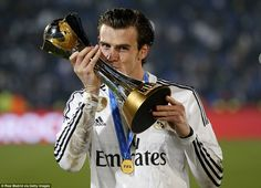 Bale: Its been a great year for Real Madrid