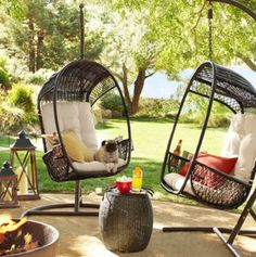Attractive Check Out Pier 1 Importsu0027 Collection Of Swingasan Chairs U0026 Swingasan  Ottomans. Find The Perfect Papasan Furniture Addition For Any Room.