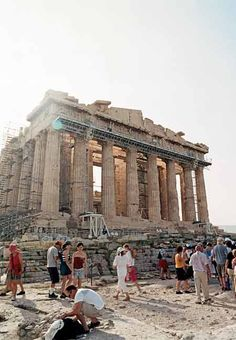 Parthenon Athènes