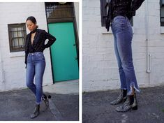 Not so basic denim jeans you need for your spring wardrobe