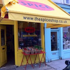 The Spice Shop in London, Greater London