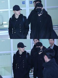 171217 방탄소년단 • Gimpo airport ~♡ #BTS #Jimin #Jungkook