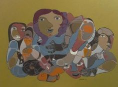 Untitled 4 by Shambhu Reddy