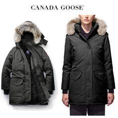 CANADA GOOSE ダウンジャケット・コート CANADA GOOSE Trillium Parka Fusion FitスタイリッシュGraphite Canada Goose Women, Canada Goose Jackets, Parka, Winter Jackets, Fashion, Winter Coats, Moda, Winter Vest Outfits, Fashion Styles
