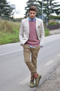 Image result for why doesn't mariano di vaio wear socks