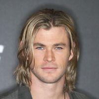Chris Hemsworth long blonde locks - Mens hairstyles from ghd